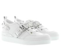 Sneakers - Logo Sneaker White