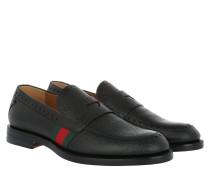 Martins Loafer Black Schuhe