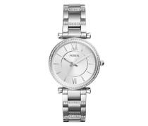 Uhr Watch Carlie ES4341 Silver