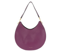 Helyette Hobo Bag Raisin