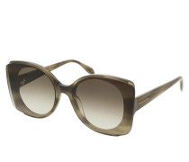 Sonnenbrille AM0250S-004 65 Sunglasses Havana-Brown