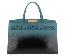 Tote Milano Patent Bag Medium Black
