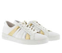Conrad Sneakers Optic White/Pale Gold Sneakers