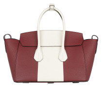 Sommet MD Tote Dark Red/Bone rot