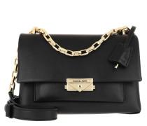 Umhängetasche Medium Chain Shoulder Bag Black