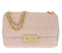 Sloan LG Chain Shoulder Bag Soft Pink