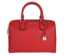 Mercer MD Duffle Bag Bright Red Bowling Bags
