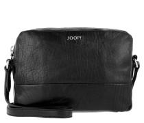 Cloe Shoulder Bag Small Bubble Black