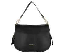 Janine Shoulder Bag Black Umhängetasche