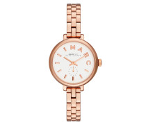 Sally Watch Rose Gold Tote