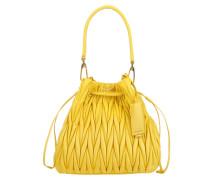 Tasche - Matelassé Bucket Bag Sole