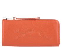 Kleinleder - Le Pliage Wallet Large Leather Paprika