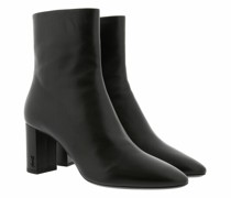 Boots & Stiefeletten Lou Booties Nappa Leather