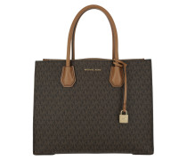 Mercer LG Convertible Tote Brown