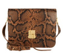 Umhängetasche Ella Shoulder Bag Medium Brown