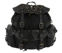 Zaino Laser Backpack Nero Rucksack