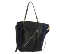 Myer Double Carry Medium Tote Black