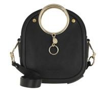 Crossbody Bags Embossed Logo Bag Leather