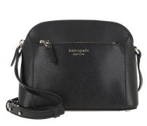 Umhängetasche Medium Dome Crossbody Black