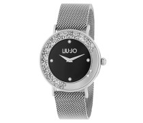 Uhr TLJ1342 Dancing Slim Quartz Watch Silver