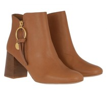 Boots & Stiefeletten Bootie Leather