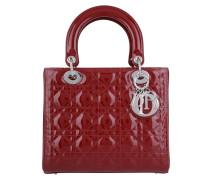 Tasche - Lady Dior Medium Tote Dark Brick