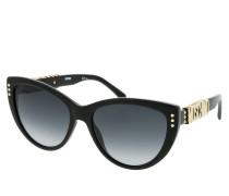 Sonnenbrille MOS018/S Black