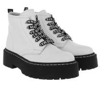 Boots Vlais Bootie White
