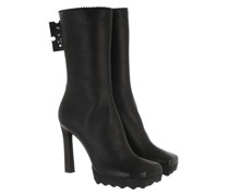 Boots Nappa Ankle Boot Black