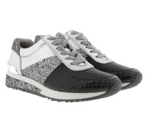 Allie Wrap Trainer Charcoal Sneakers