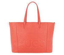 Mayfair Shopping Bag Bright Red