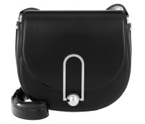Uptown Saddle Bag Black Umhängetasche