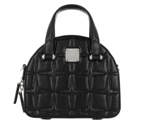 Umhängetasche Essential Quilted Diamond Tote Mini Black