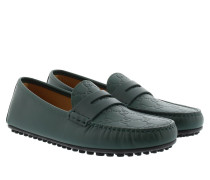 Loafers & Slippers - Signature Loafer Calf Verde