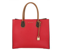 Mercer LG Convertible Tote Bright Red