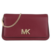 Mott Large Clutch Mulberry