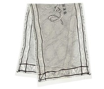 Accessoire Anette Scarf Off White