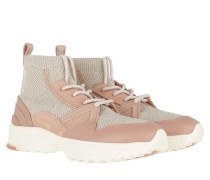 Sneakers C245 High Top Runner Knit Pale Blush/Pale Blush