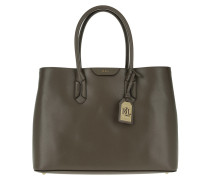 Tate City Tote Embossed Falcon