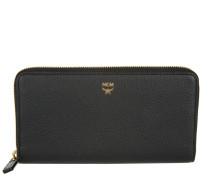 Kleinleder - Milla Zip Large Wallet Black