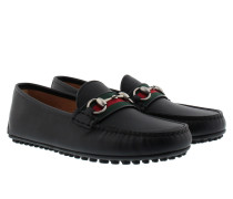 Soft Loafers Nero Schuhe