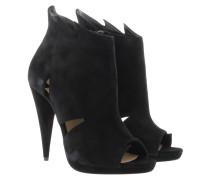 Belfeconica 120 Veau Velours Bootie Black Schuhe
