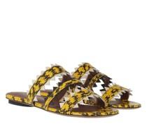 Sandalen & Sandaletten Flat Bicolor