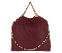 Falabella Shaggy Deer Small Tote 1 Ruby