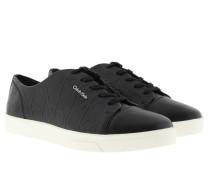 Sneakers - Imilia Nappa Leather Sneaker Black