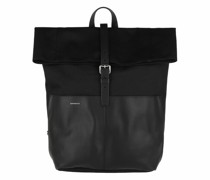 Rucksack Antonia Twill Backpack Leather