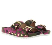 Sandalen - Ubud Sandal Camo Flage Canvas Pink