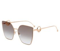 Sonnenbrille FF 0323/S Gold Copp
