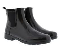 Boots & Stiefeletten Women's Original Refined Chelsea Gloss Black