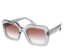 Sonnenbrille Women Sunglasses Mammoth 0BE4284 Transparent Grey